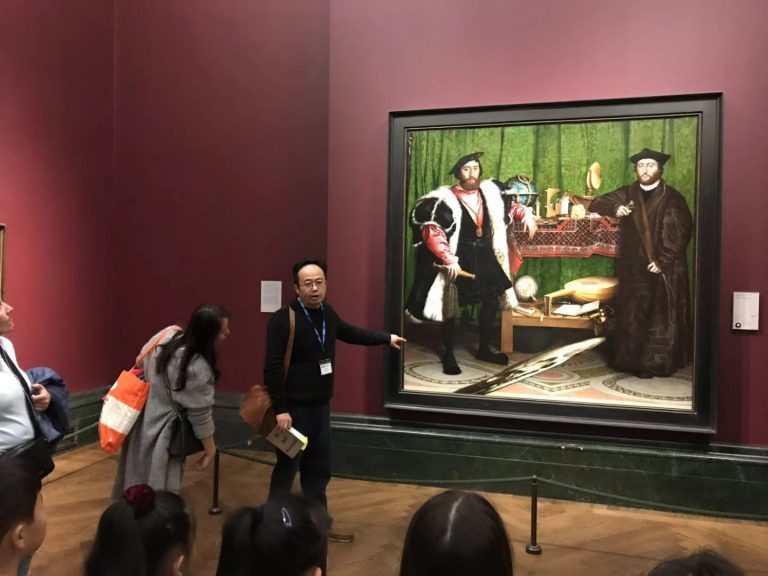 2019 Real Chinese Academy's trip to the museum